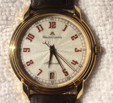 Maurice Lacroix automatic men's watch 1992 with rare dial