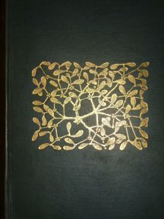 Lot of 10 books - The golden bough - 1912/1936