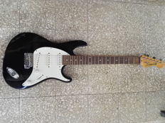 Samick SA-11 / BK electric guitar