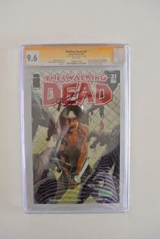 Image Comics - Walking Dead #31 - Signed By Robert Kirkman - CGC Graded 9.6 - 1st Print - (2006)