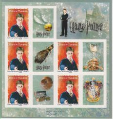 "France 2002/2015 - collection of adhesive sheet, notebook, stamp and block ""Stamp Day"""