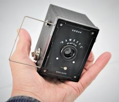 1936  KODAK  'Hawkeye' Baby Box Camera.