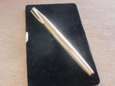 Waterman gold plated fountain pen