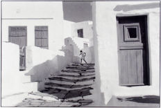 Henri Cartier-Bresson (1908 -2004) - 'Sifnos, Greece', 1961