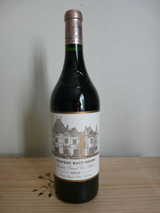 2012 Chateau Haut-Brion, Pessac-Leognan, France - 1 bottle (75cl)