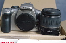 Canon eos 300D - EF-S 18-55 kit