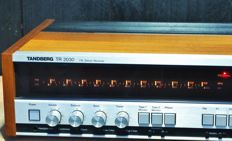 Tandberg TR-2030 Vintage seventies stereo receiver made in Norway