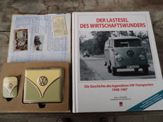 VW Bully set and book with more then 500 Pictures !!