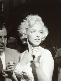 Murray Garrett - Marilyn Monroe - New York - 1955