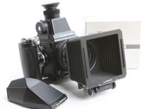 ZENZA BRONICA SQ set (1980)