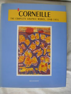 Corneille - The Complete Graphic Works, 1948-1975 - 1992
