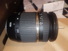 Objective - Tamron 18-270 mm lens for Canon