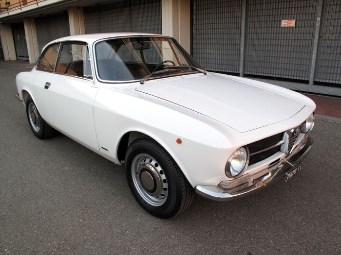 Alfa Romeo - GT Junior 1300 - 1971