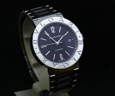 Bulgari Diagono - BB38SS - Heren - 2000-2010