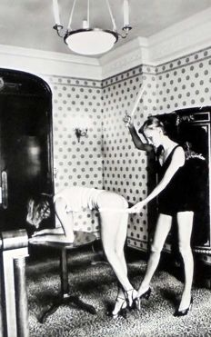 Helmut Newton (1920-2004) - Special Collection -Interior Nice, 1976