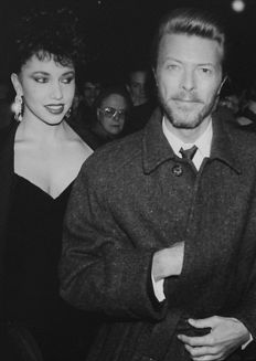 Victor Malafronte - David Bowie & Melissa Hurley, 1989 / John Pascal - David Bowie & Iman  1992