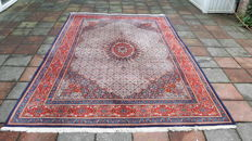Magnificent Hand-knotted Persian Khorassan-Moud 307cm x 200cm !