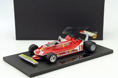 GP Replicas - Scale 1/18 - Ferrari 312-T4 #11 Jody Scheckter World Champion 1979