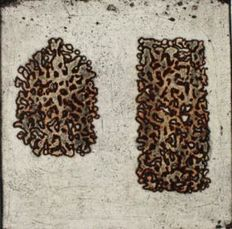 Mark Tobey - The unknown Pair