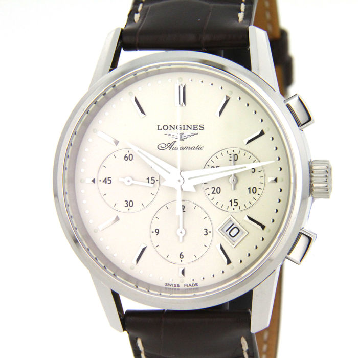 LONGINES - Column-wheel chronograph - MEN'S - 2017
