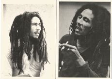 Lot of 40 postcards of Bob Marley