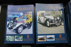 Rolls-Royce Enthousiasts' Club Bulletin; magazine of the official English RREC - 63x (2004-2016)