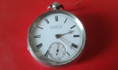 H. Samuel -- Manchester -- Men's pocket watch -- late 19th century