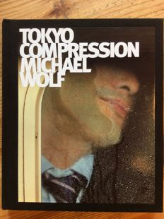 Michael Wolf - Tokyo compression - 2010