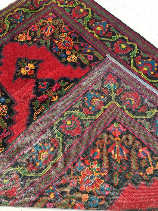 tapis d 39 orient exceptionnel fait main karabagh russie ancien 210x140 cm vers 1960 catawiki. Black Bedroom Furniture Sets. Home Design Ideas