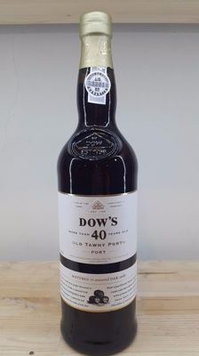 40 years old Tawny Port Dow's