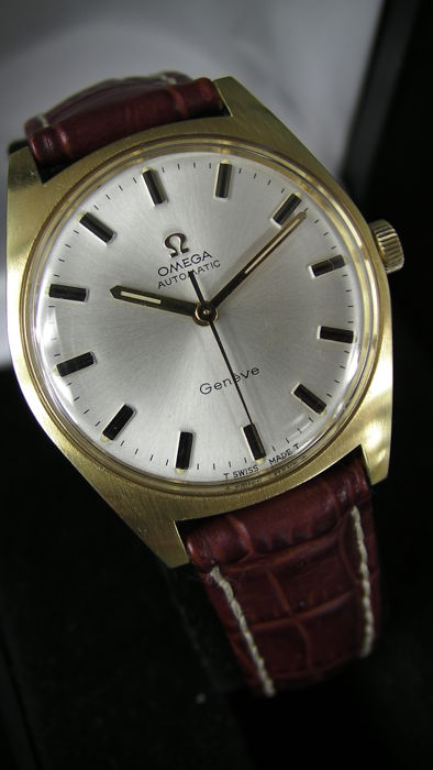 Omega Geneve - Swiss made - Mens - 1970/1980 - Automatic - vintage classic - 24 Jewels - a rare collector's state