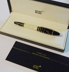montblanc f.scott fitzgerald fountain pen