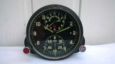 Aviation watches АЧС- 1 №44228 pilot for the fighter MiG (СССР/USSR). At the end of the 20th century.