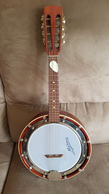 Banjo Mandolin, 4 double strings - Marma