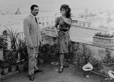 Unknown/Embassy Pictures Corp - Sofia Loren & Marcello Mastroianni - 'Matrimonio all'Italiana', 1964
