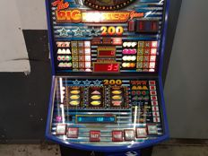 BIG MONEY THE GAME - Euro slot machine - 20th century