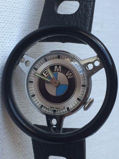 Bmw Old England Colectors Watch Swiss Catawiki