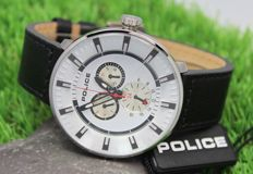 Police Mens - Stainless Steel - Designer Watch - New & Perfect Condition