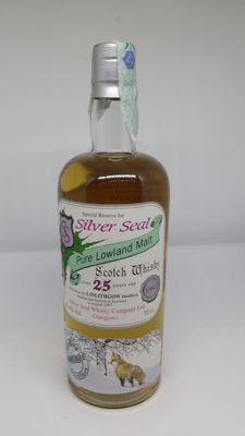 Linlithgow 1982 Silver Seal - 25 years old - 63.4%