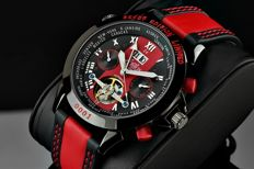 Zeitlos Excellent Beast Limited Edition GMT automatic patented