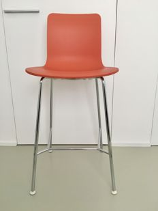 Jasper Morrison for Vitra – high chair/stool, 'Hal Stool Hi' model