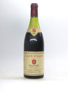 1976 Grand Cru Musigny Domaine Faiveley x 1 bottle