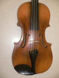 Beautiful old HOPF violin with nice sound