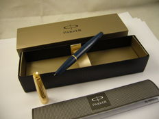 Parker fountain pen 1/10 12 ct rolled gold