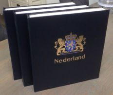 Nederland 1990/2000 - Drie collecties in Davo albums