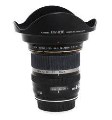 Canon EFs 10-22mm 1:3.5-4.5 USM