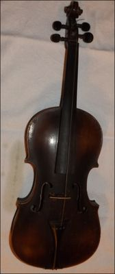 Antique violin - Carlo BERGONZI or BERGORIZI  anno 1741