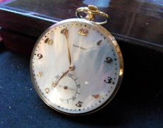 Movado -  pocket watch  - Cª 1910