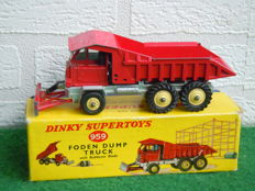 Dinky SuperToys - Scale 1/48 - Foden Dump Truck No.959