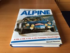 Renault Alpine - book